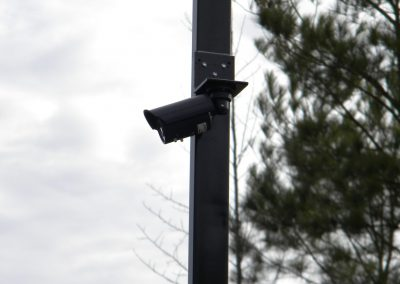 Mobile Safe Watch Elevated Surveillance Camera